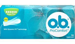 o.b. ProComfort™ Super Plus